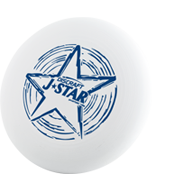 Фрисби для детей Discraft J★Star White