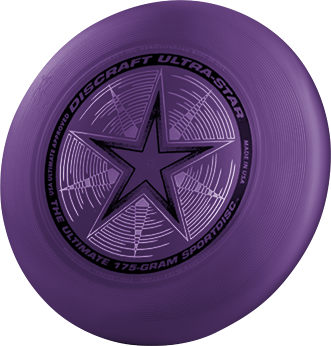 Discraft Ultra-Star Purple
