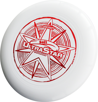 Discraft SOFT Ultra-Star White